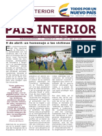 Semanario / País Interior 10-04-2017
