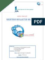 Rapport de Mini3A Gestion de bulletin de notes visual basic (ado.net)