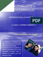 Adolescencia y Juventud 2016
