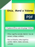 c3a9tica Moral e Valores