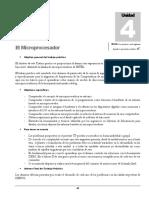 UNIDAD 4 Microprocesadores UTN- ING. DE SISTEMAS
