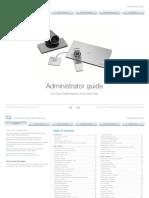 Administrator Guide SX20