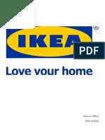 Proiect Ikea Word