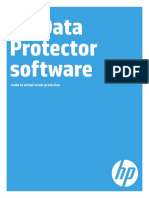AUTONOMY Data Protector Software Web 0