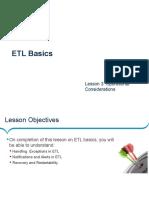 ETL Basics Lesson 03