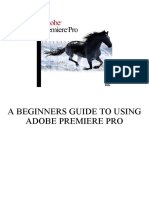 Adobe Beginners Guide