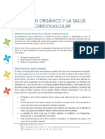 El Silicio Orgánico y La Salud Cardiovascular (1)