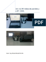 Configuracion Wireless