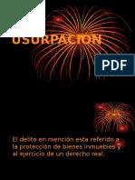 USURPACION.ppt