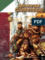Earthdawn Adventure Compendium