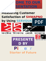 Measuring Customer Satisfaction of SHWAPNO by Using SERVQUAL.pptx