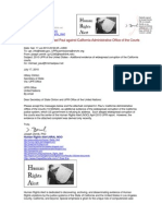 10-07-17a Correspondence re