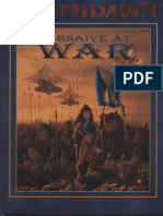Earthdawn Barsaive at War