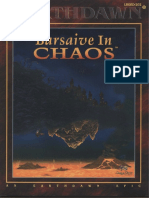Earthdawn Barsaive in Chaos 2e