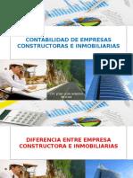 CONTABILIDAD DE EMPRESAS CONSTRUCTORAS