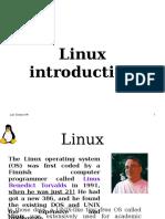 Linux Lab1