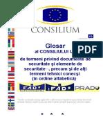 Glosar al U.E.  cu termeni elemente de siguranta.docx
