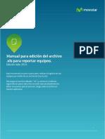 Manual Reporte