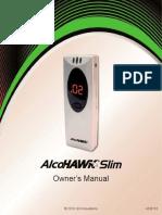 AlcoHAWK Slim Manual