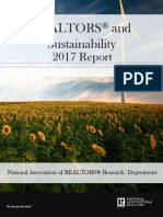2017 Realtors and Sustainability Survey 04-11-2017
