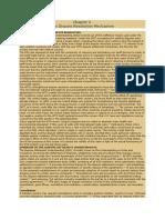 Dispute Resolution Summary