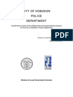 DLGS Police Audit Hoboken NJ 2010