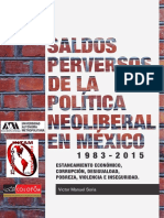 Soria (2017). Saldos Perversos de La Politica Neoliberal en Mexico (1983-2015)