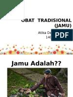 Etnobotani Jamu