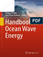 Handbook of Ocean Wave Energy - 2017