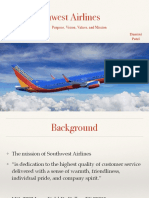 southwest airlines mkt 3320 pdf
