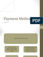 payment methods study guide kaleb clark