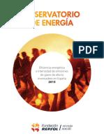 Observatorio Energia 2015 Fund.Repsol
