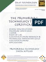 The Prime Tech Theta Standard