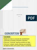 [PD] Presentaciones - Sistema de Gestion de La Calidad 1