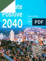 Climate Positive 2040