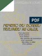 MEMENTO DES DONNEES NECESSAIRES AU CALCUL.pdf