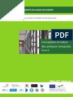 Guide SSB06 Conception Et Calcul Des Poteaux Composes