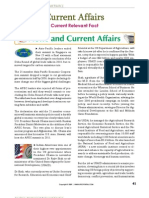 Current Affairs dec(2009)  to june(2010)