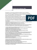 Listado de Medicamentos Excluidos de La Cobertura 100