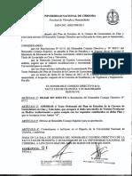 RES 1 2012 1Texto Ordenado Plan 87
