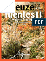 Varios - Deleuze Y Las Fuentes de Su Filosofia II