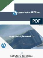 Modelo de apresentação comercial em PowerPoint (ppt + pptx)