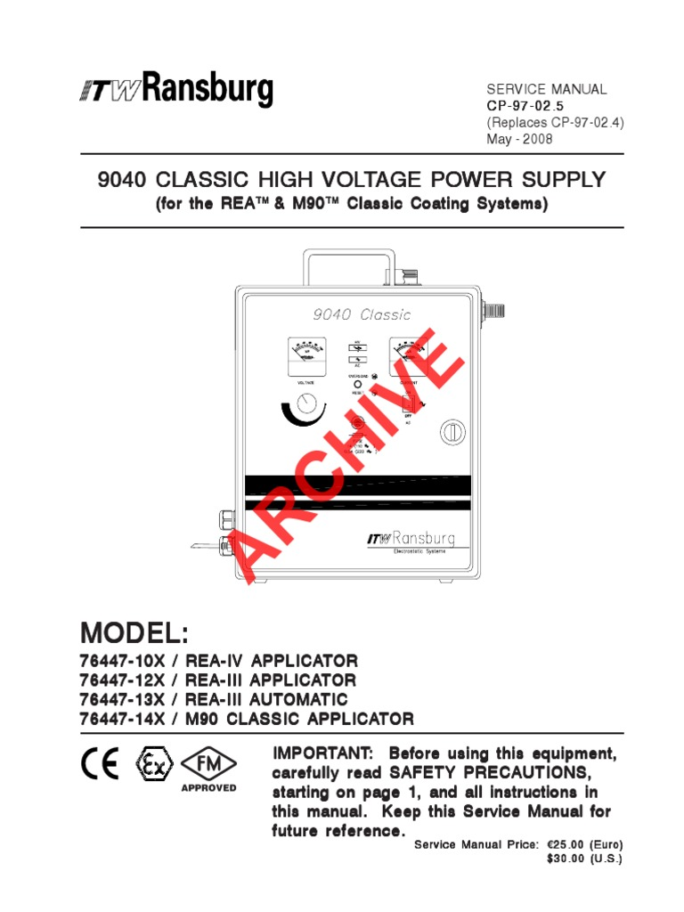 Revestimiento tuberia2 high voltage power supply ccuart Gallery