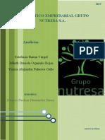 Diagnóstico Empresarial Grupo Nutresa S.a.