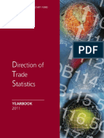 IMF 2011 - Direction of Trade Statistics