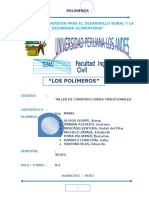 191973665 1 Polimeros Monografia