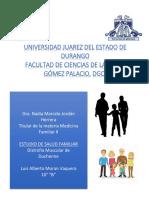 Estudio de Salud Familiar