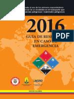 Guias GRE 2016