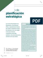 Analisis Estrategico. Proceso de Planificacion Estrategica Cuarta Clase