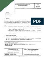ABNT NBR 6162 NB 204 - 1989 - Movimentos e Relações Geometricas Na Usinagem Dos Metais